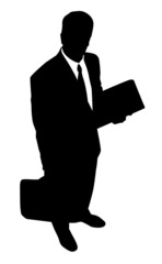Uomo d'affari © Stegrim