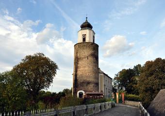 church - Zulova, the Czech Republik