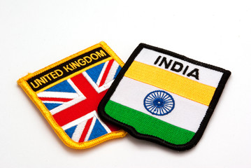 uk and india