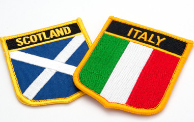 Scotland and Italy