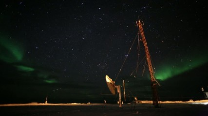 Northern Lights - Spitsbergen