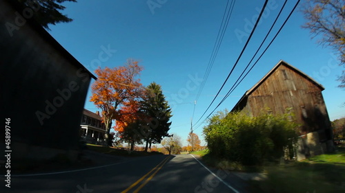 Pennsylvania Backroads Driving POV