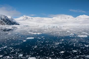 Beautiful seascape, Antarctica