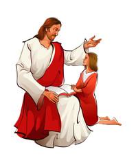 icon Jesus