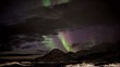 Northern Lights - Arctic landscape