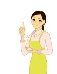 料理 主婦