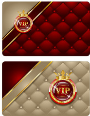 Vector VIP cards