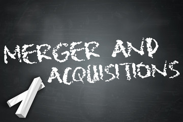 "Blackboard ""Merger & Acquisitions"""