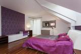 Fototapety Luxurious bedroom