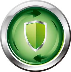 Defense button