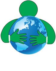 abbraccio terrestre -embrace Earth