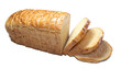 Sliced sweet bread