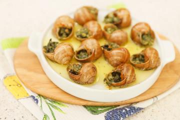 bourguignonne snail