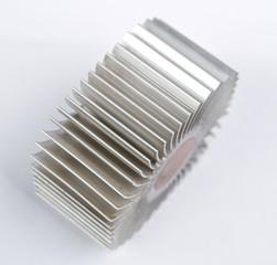 Aluminum cpu cooler heat sink