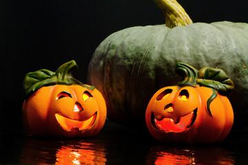 halloween decorative pumpkins