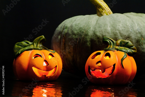 halloween decorative pumpkins