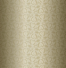 Seamless rich look vector wallpaper