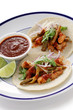pork and cactus tacos, mexican cuisine