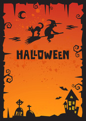 Halloween Background_2012