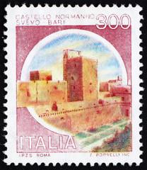 Postage stamp Italy 1980 Castle Svevo, Bari