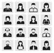 avatar icons - 45920580