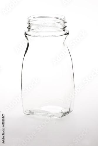 Frasco de vidrio para alimentos