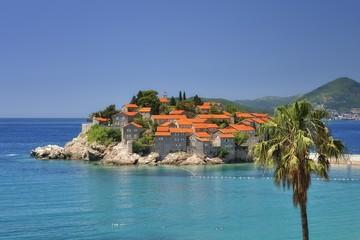 Sv. Stefan Island, Montenegro