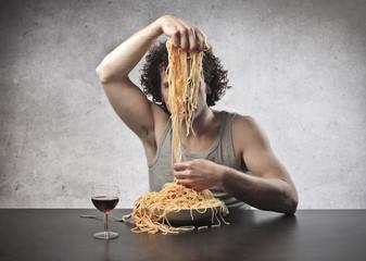 Strange Spaghetti