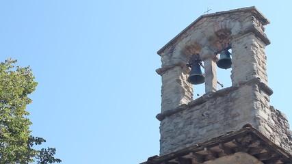 San Cristoforo's church in Cortona, Tuscany, Italy