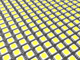 it is a lot of LED chip