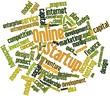 Word cloud for Online Startup