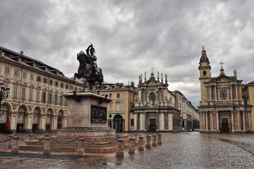 piazza san Carlo Torino 2