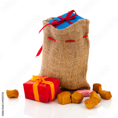 Bag Sinterklaas presents