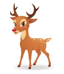 Cute deer.