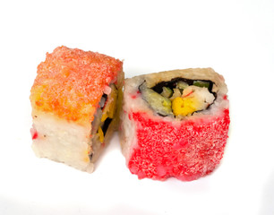 sushi .