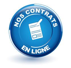nos contrats en ligne sur bouton bleu
