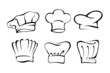 Chef's hat set - 45931772