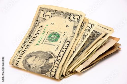 dòlares viejos
