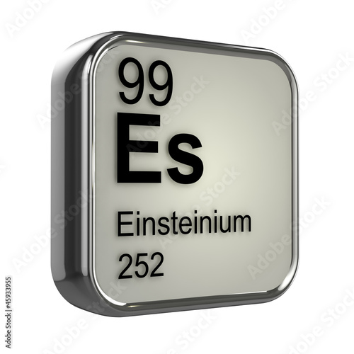 3d periodic table 99 einsteinium by steve young royalty for 99 periodic table