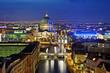 Blick über Berlin Berliner Dom