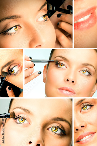 Fototapeten,schönheit,hübsch,wimper,cosmetic
