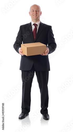 suit box