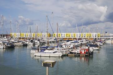 Brighton Marina. Sussex. England