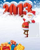 Santa Claus 2013