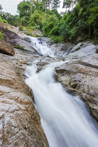 Ai Khiao Waterfall at southern thailand - 45947389