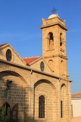 Orthodox church in Nicosia, Cyprus