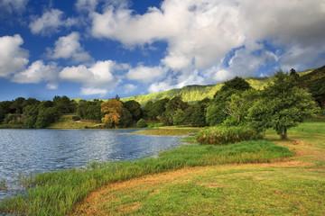 Açores; paraíso verde