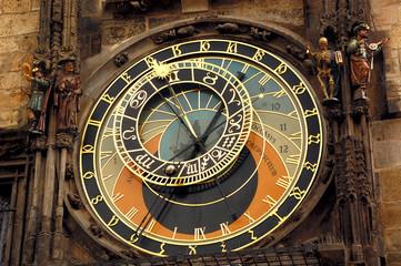 Orloj Clock in Prague