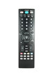 modern tv remote
