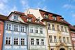 Barocke Häuserzeile